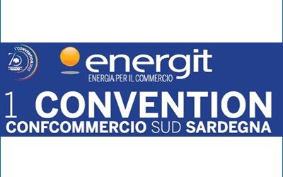 Energit Sponsor 1° convention Confcommercio
