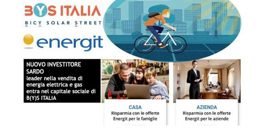 Energit investe in BYS Italia: piste ciclopedonali fotovolta...