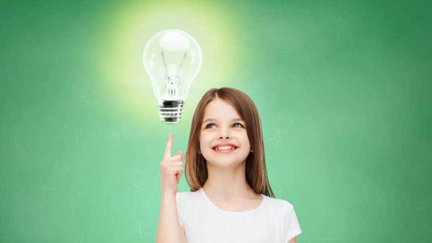 8 attività per insegnare ai bambini il risparmio energetico
