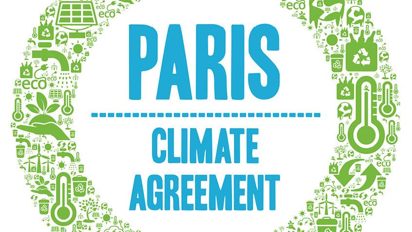 accordo di Parigi sul clima