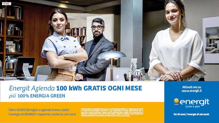 La campagna pubblicitaria per Energit: da 20 anni la nostra ...