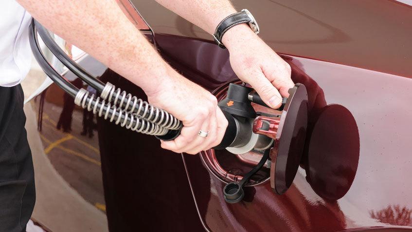 Come funziona un'auto a idrogeno