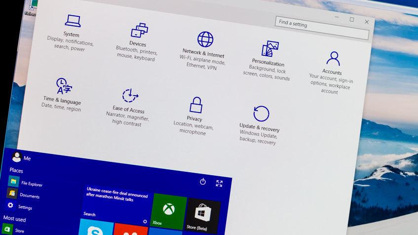 Configurare le opzioni di risparmio energetico di Windows 10