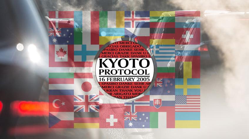 Cos'è il Protocollo di Kyoto e chi sono le nazioni firmatarie
