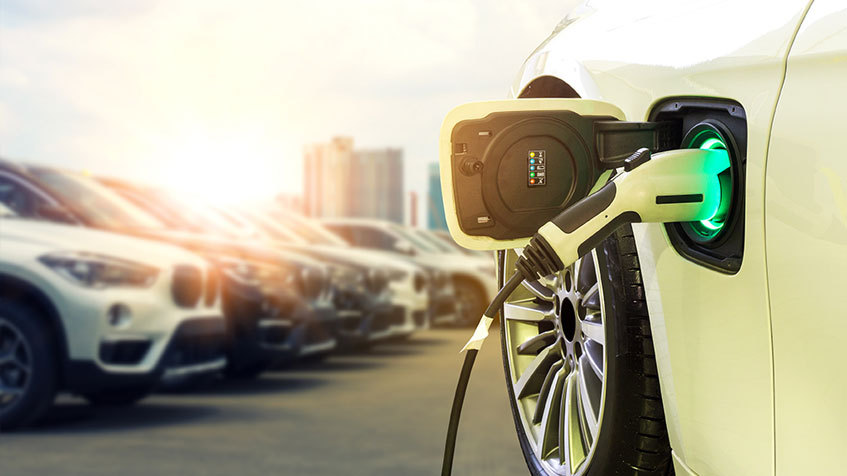 Dove posso ricaricare la mia auto elettrica?