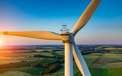 La situazione dell'energia eolica in Italia