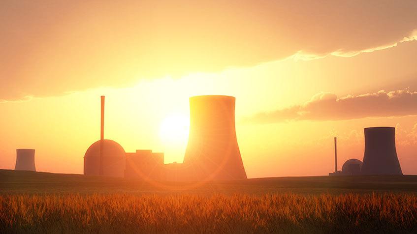 Qual è l'impatto ambientale di una centrale nucleare?