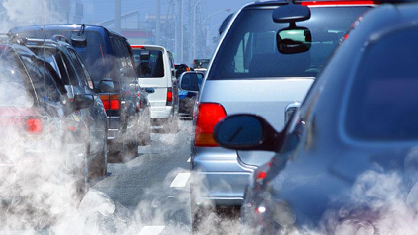 Quanto è l'inquinamento delle auto?
