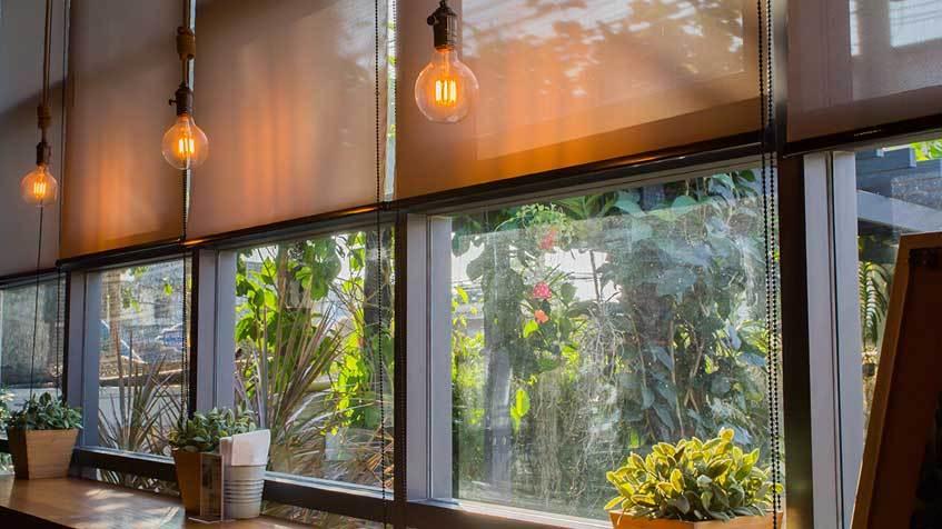 Risparmio energetico: bonus detrazione per tende solari