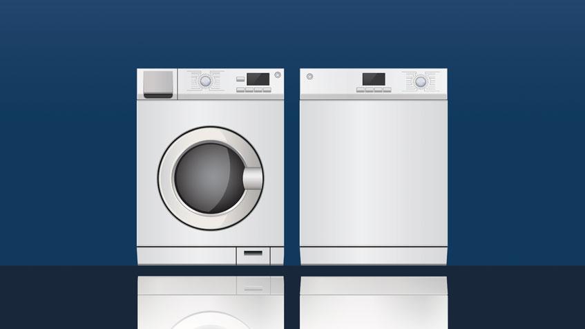 Usare lavastoviglie e asciugatrice insieme fa saltare la cor...