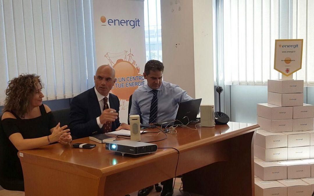 """Il Sole 24 ore scrive su Energit: """"ha vinto la sfida e riparte alla conquista del mercato energetico"""""""