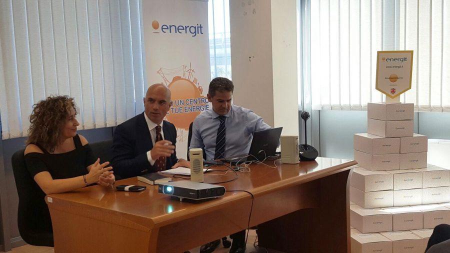 Il Sole 24 ore scrive su Energit: ha vinto la sfida e ripar...