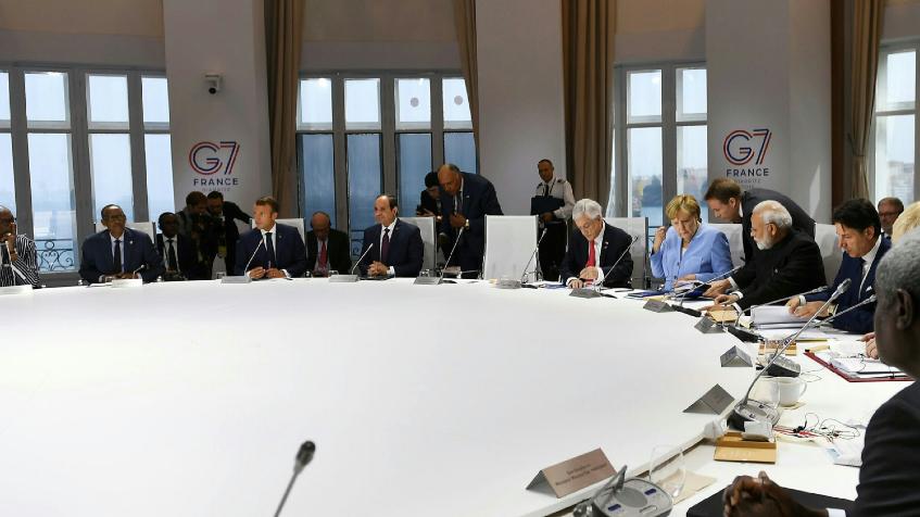 l'accordo g7 sul clima 2021